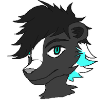 i made a fursona and its pretty fucken lame!!! by JadieBloop