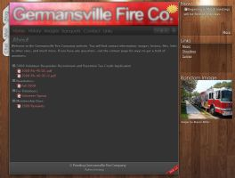 Germansville Fire Company Site by justamiller24