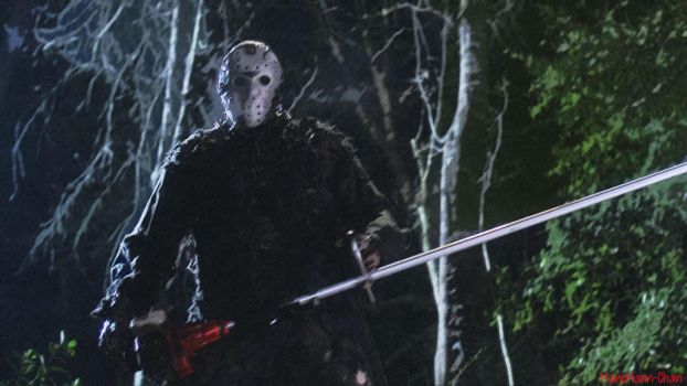 Friday the 13th: Jason Voorhees! by ManuMarin-Chan