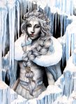The Snow Queen by EllaWilliams