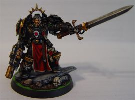 Marshall Reduex painted by cyphercodicer2