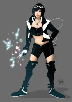 Gen X redesigns - Jubilee by 13wishes