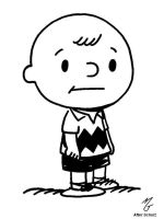 Early Charlie Brown by zombiegoon