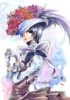 My fair Rukia by Ze-RoFruits