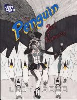 Penguin Bad Romance by 13foxywolf666