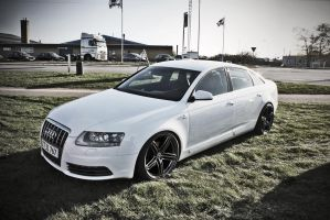 Audi A6 S-line by Clipse89