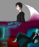 Part Of Voldemort Lives Inside Him by HezuNeutral