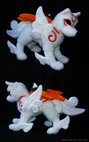 Okami : Amaterasu finished 1 by goiku