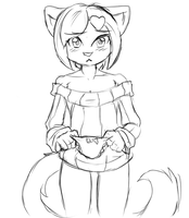 Simone's Panties by tster