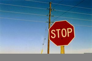 Stop Sign by thorn911