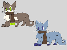 Adoptables -closed- c: by bronzefish678