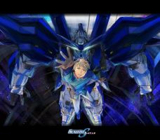 Gundam SEED A-STAR - Falling Down CSY by csy5150