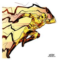 Reverse Flash by ScottCohn