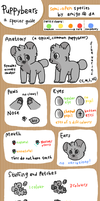 puppybears species reference by amigo