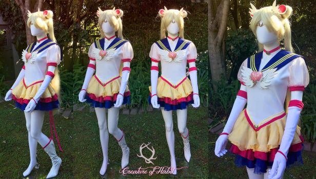 Eternal Sailor Moon by vani