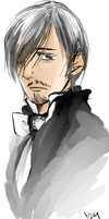 gray hair Salieri by hd6428
