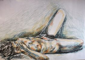 Nude 19 by cougermiau