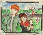 Adventures of Pete and Pete by Isaia