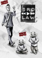 3rd Law promo by RSB13