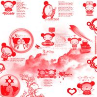 Pucca Party by xxxDemonxxx