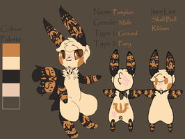 Pumpkin Ref by Novalitt
