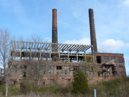 Armour Meat Packing Plant Revisited by RonTheTurtleman