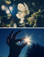 Infinity in your hands by SoraBelle