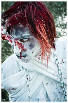 Zombification by PxScosplay