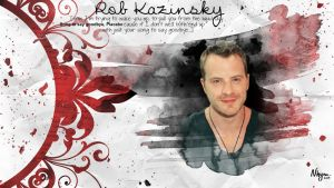 Robert Kazinsky by Nhyms