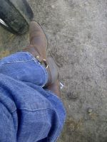These boots are made for walkin by KMKramer44