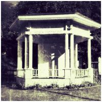 Haunted Bandstand by azieser