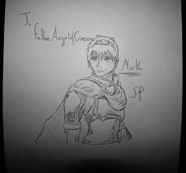 Marth by MelancholyAllSouls