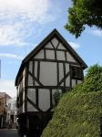 Tudor timber framed building-stock by supersnappz16