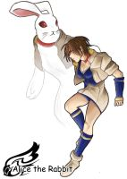 Alice Bloody roar by Timary