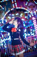 Rikka - Night shoot by Bakasteam