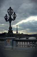The streets of Paris I by alassea-ancalimon