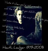 Heath Ledger by HarleyQuin31