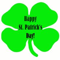 Happy St Patricks Day by BL8antBand