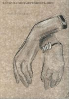 Hands by Senshisoldier