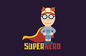 Super Nerd by GunterSchobel