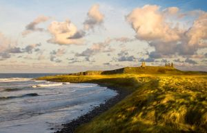 Dunstanburgh Castle 5 by newcastlemale