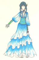 Female Design Water by Goldwave