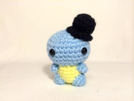 Squirtle Amigurumi by thekerumi