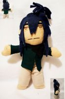 No6 Nezumi Plushie by superjacqui