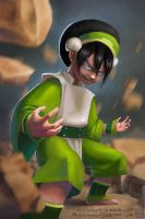 Toph by madebykit