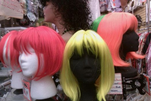 San Francisco Wigs 2 by loverlyone101