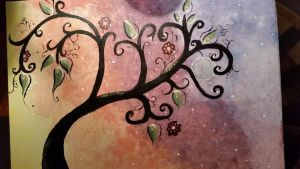 Whimsical Tree by kristy097