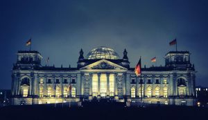 Bundestag by IsacGoulart