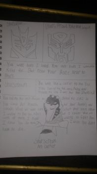OOC: Bumblebee's view on their death: Starscream by 01bumblebeefan