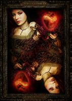 Queen of Hearts_DA challenge by Georgina-Gibson